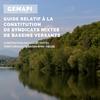 Gemapi : un guide dédié à la constitution de syndicats mixtes de bassins versant