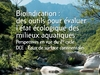 Actualité bioindication