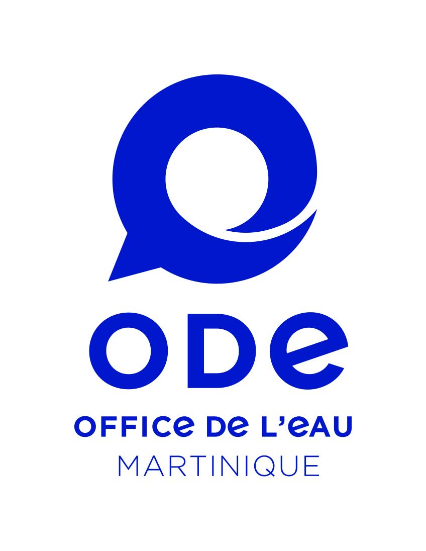 logo ODE Martiniqu