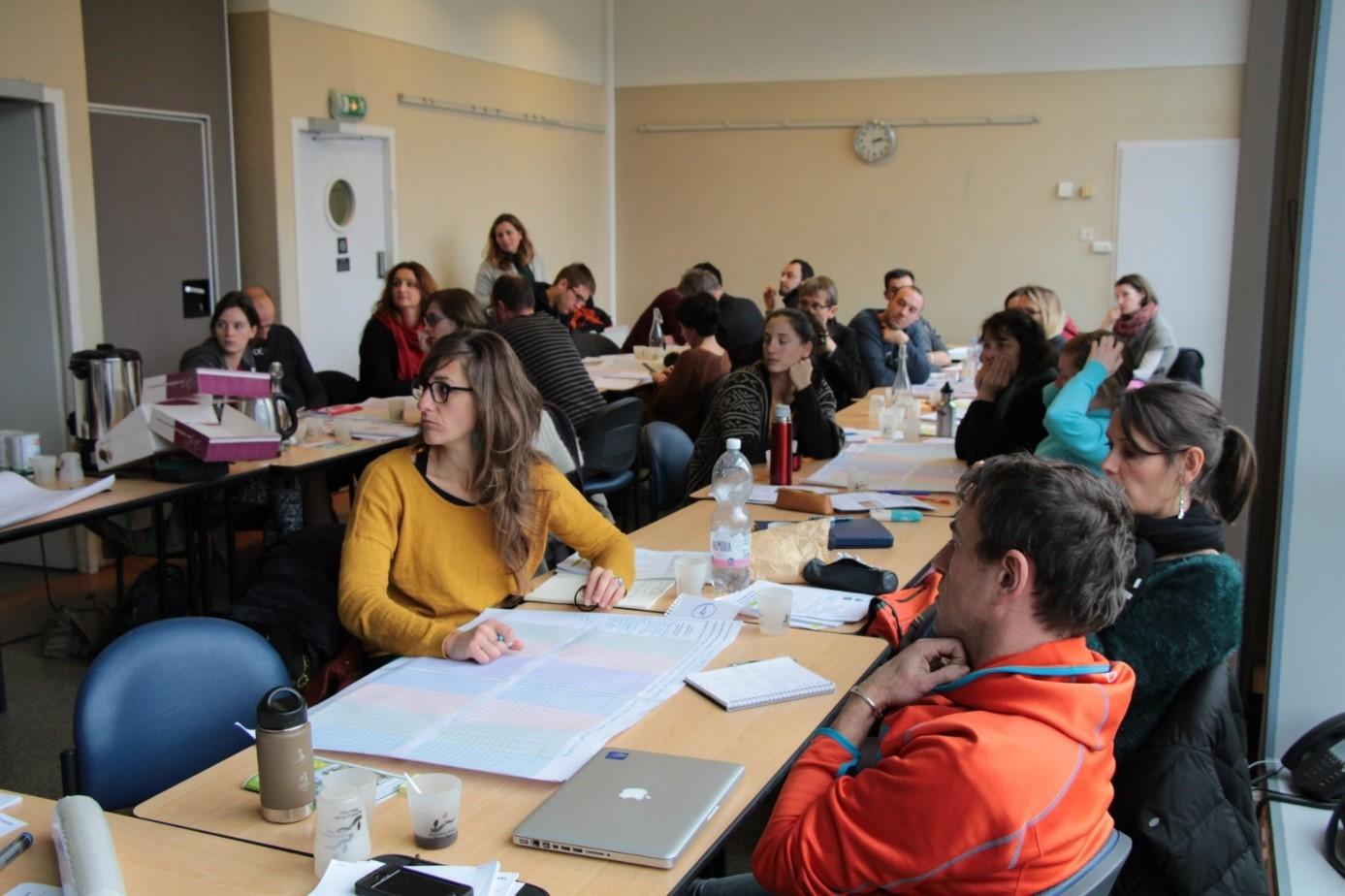 stratégie participative