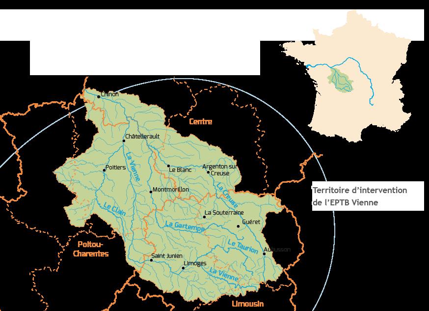 Territoire EPTB Vienne